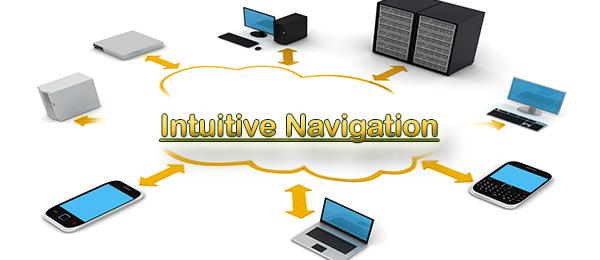 intuitive-navigation | 41studio