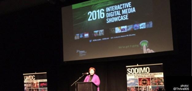 OMDC Showcase 2016