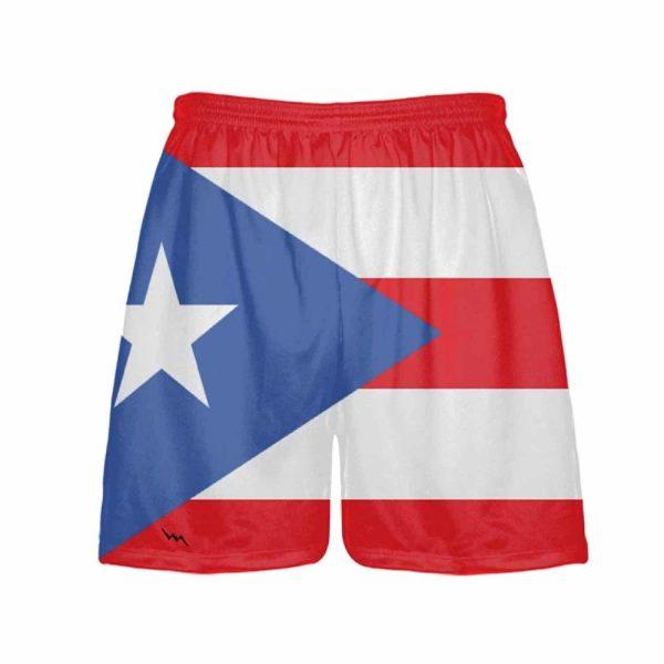 lightningwear puerto rico flag
