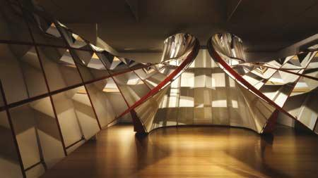 moma & Lightnow news: Ron Arad at MoMA | LightNOW