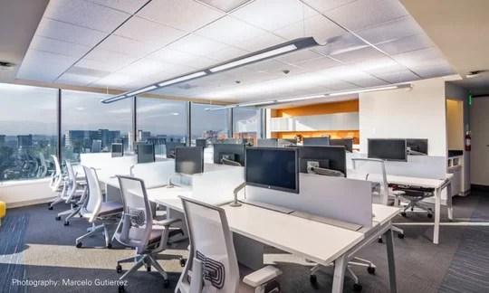 Winner: ENVIRO, Guatemala City, Guatemala, and designer Julio Alvarado, LEED AP, for the lighting of the Microsoft corporate headquarters in Guatemala City, Guatemala