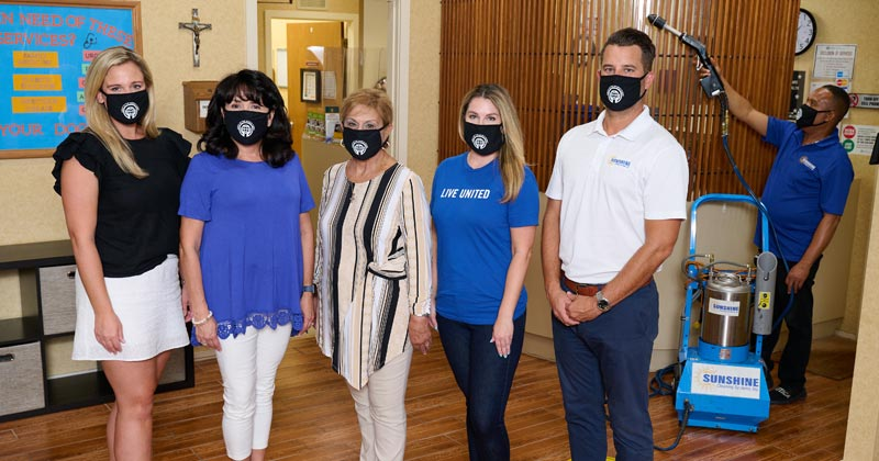 Light Of The World Clinic Shine With A Purpose article image clinic members