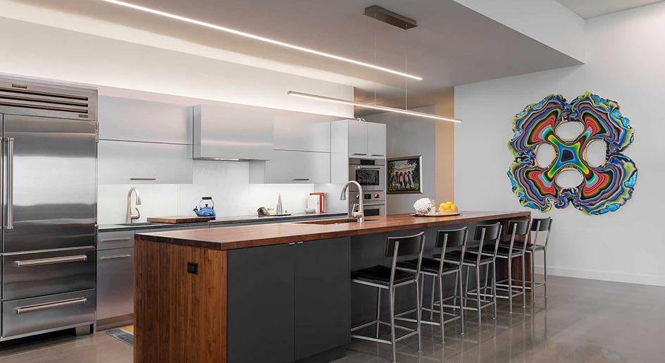lighting kitchen freestanding pantry how to light a lightology