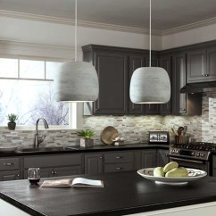 Multi Pendant Lighting Kitchen Hood Vent How To Light A - Lightology