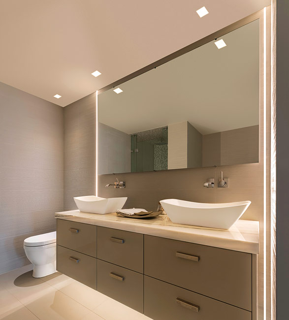 Bathroom Recessed Lighting Design  online information