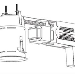 Recessed Lighting Parts Diagram 1990 Mustang Alternator Wiring The 101 On Part 2 Lightology Housing Remodel