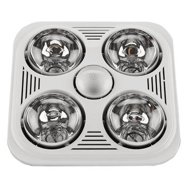 Bathroom Exhaust Fan Light Fixtures Bathroom Heat Light Bathroom Heater Fan Light