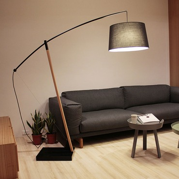 floor lamp living room rugs for rooms uk lamps contemporary modern archer