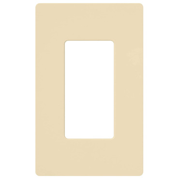 lutron claro dimensions vafc wiring diagram 1-gang wall plate by | cw-1-iv