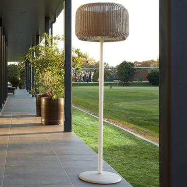 outdoor decorative floor lamps