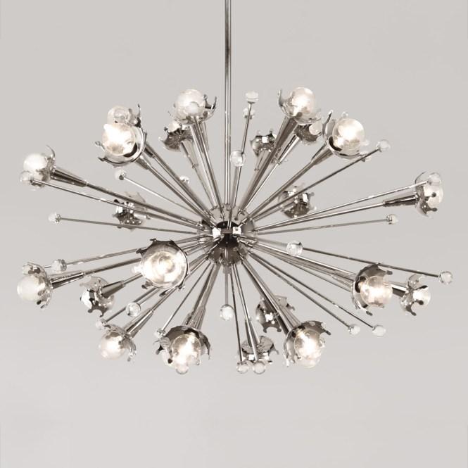 Sputnik Chandelier By Jonathan Adler Ra S710