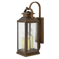 Revere Outdoor Wall Sconce by Hinkley Lighting | 1185SN