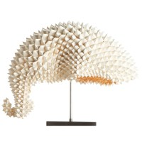 Dragon's Tail Table Lamp by Hive