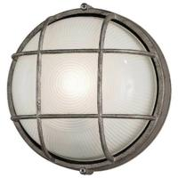 Oceanview Outdoor Round Wall Sconce by Philips Consumer ...