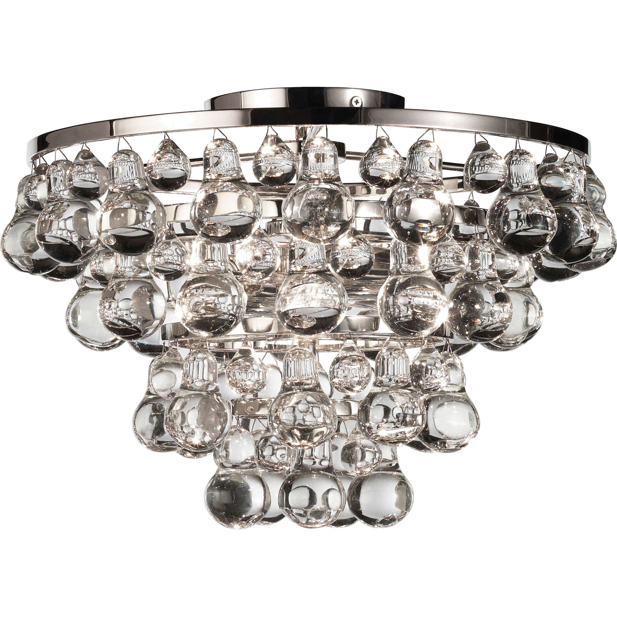 Bling Ceiling Light Fixture by Robert Abbey
