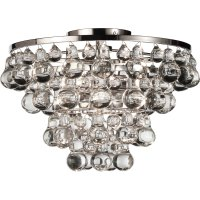Bling Ceiling Light Fixture by Robert Abbey | RA-S1002