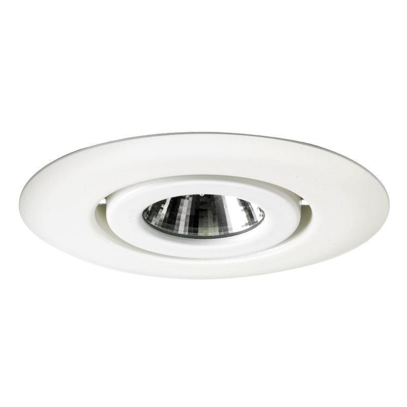 440 series 4 inch flush gimbal ring trim by juno lighting 440wh
