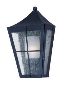 Revere Outdoor Flat Wall Sconce by Maxim Lighting ...