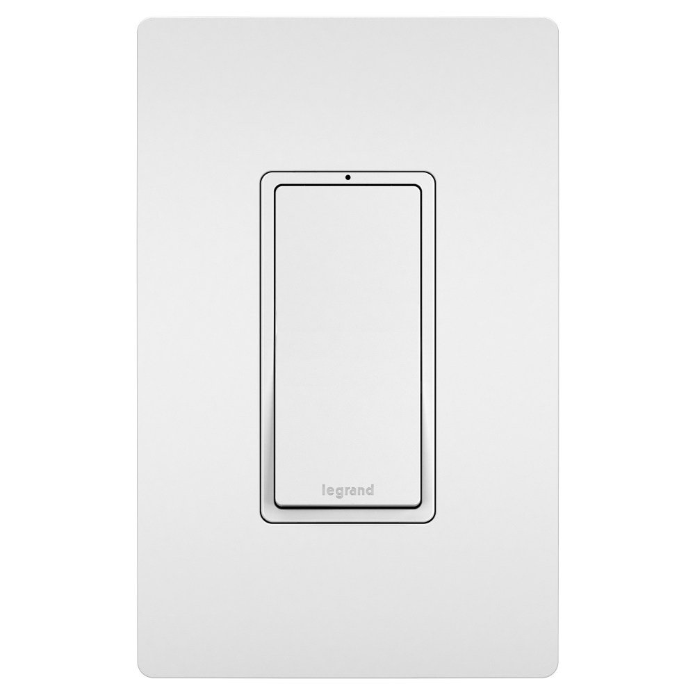 medium resolution of 15 amp single pole lighted switch by legrand radiant