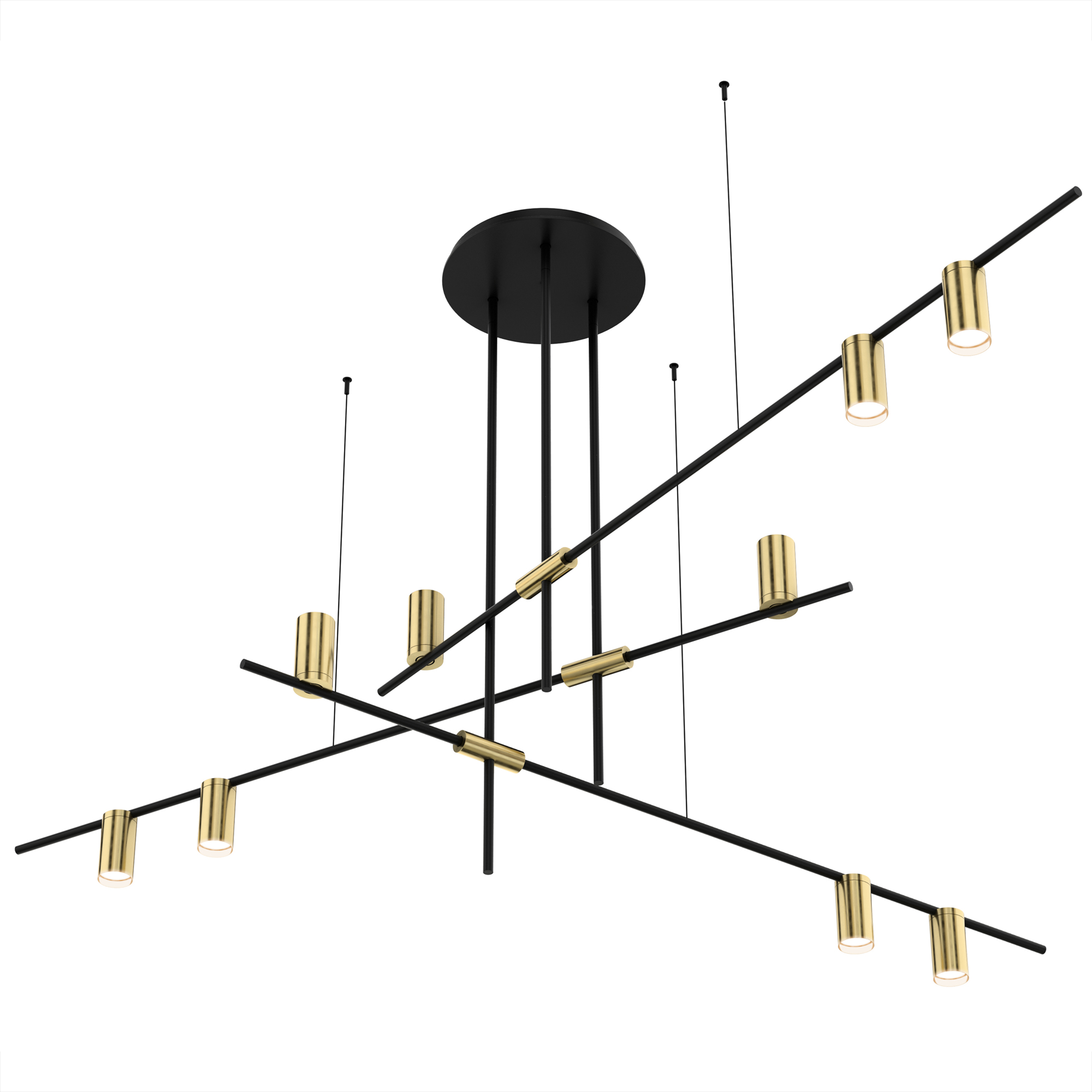 hight resolution of tribes chandelier by tossb