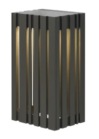 Uptown LED Outdoor Wall Sconce by LBL Lighting | LW642BZLEDW
