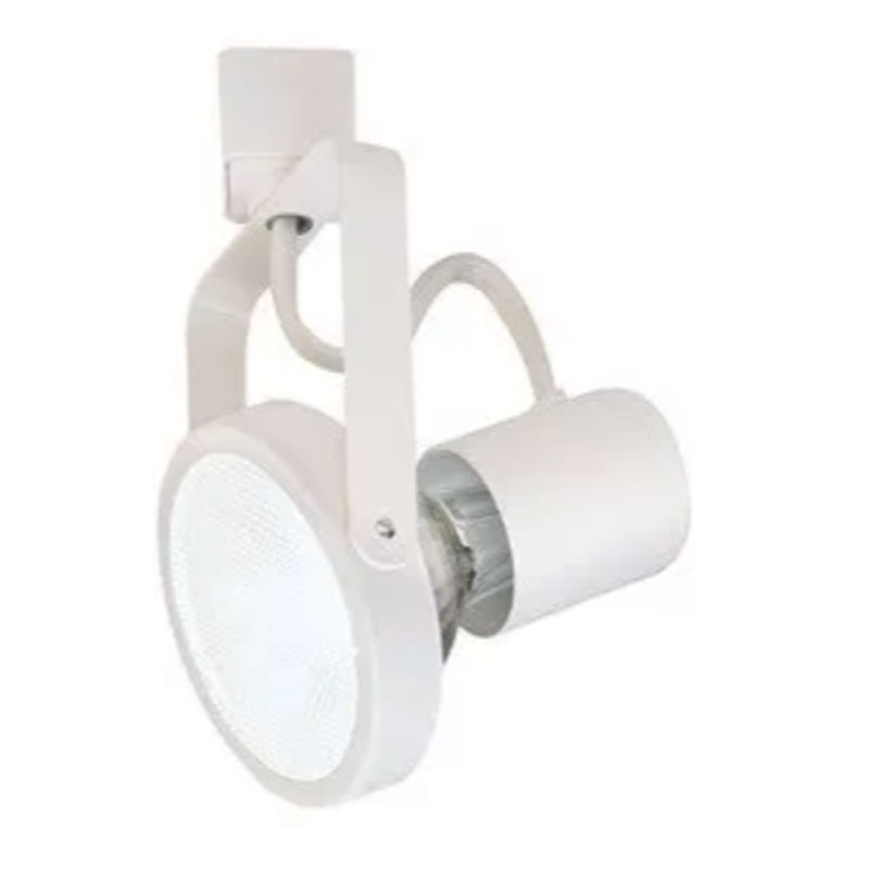 gimbal ring h style par30 120v track light by nora lighting nth 107w