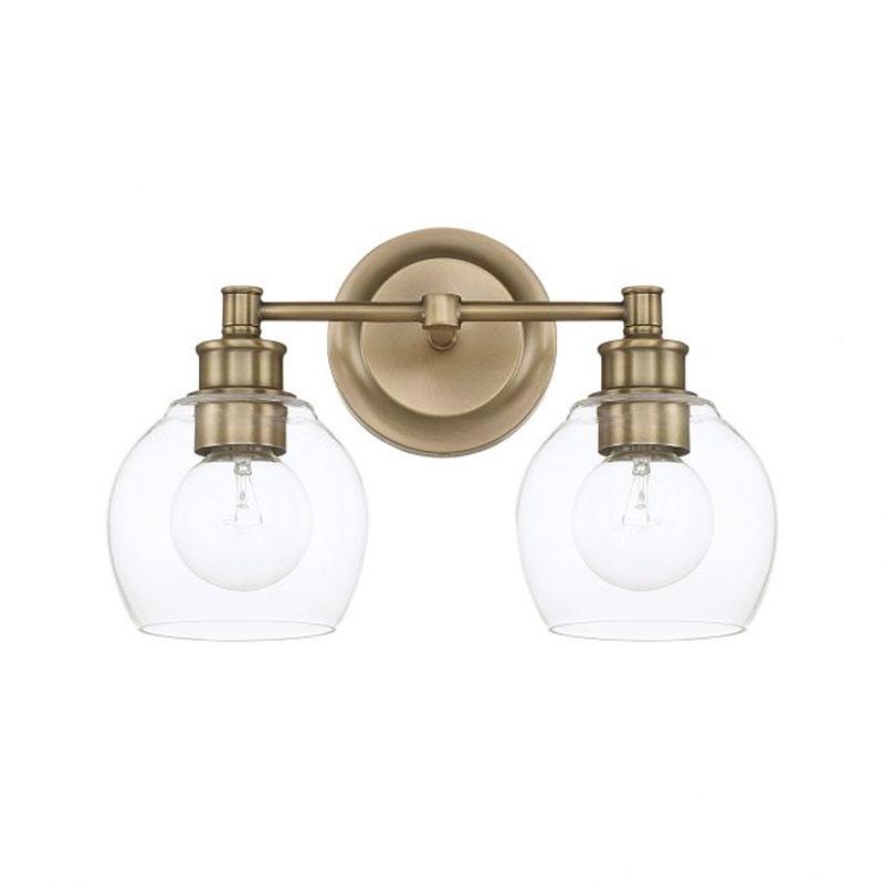 mid century bathroom vanity light by capital lighting 121121ad 426