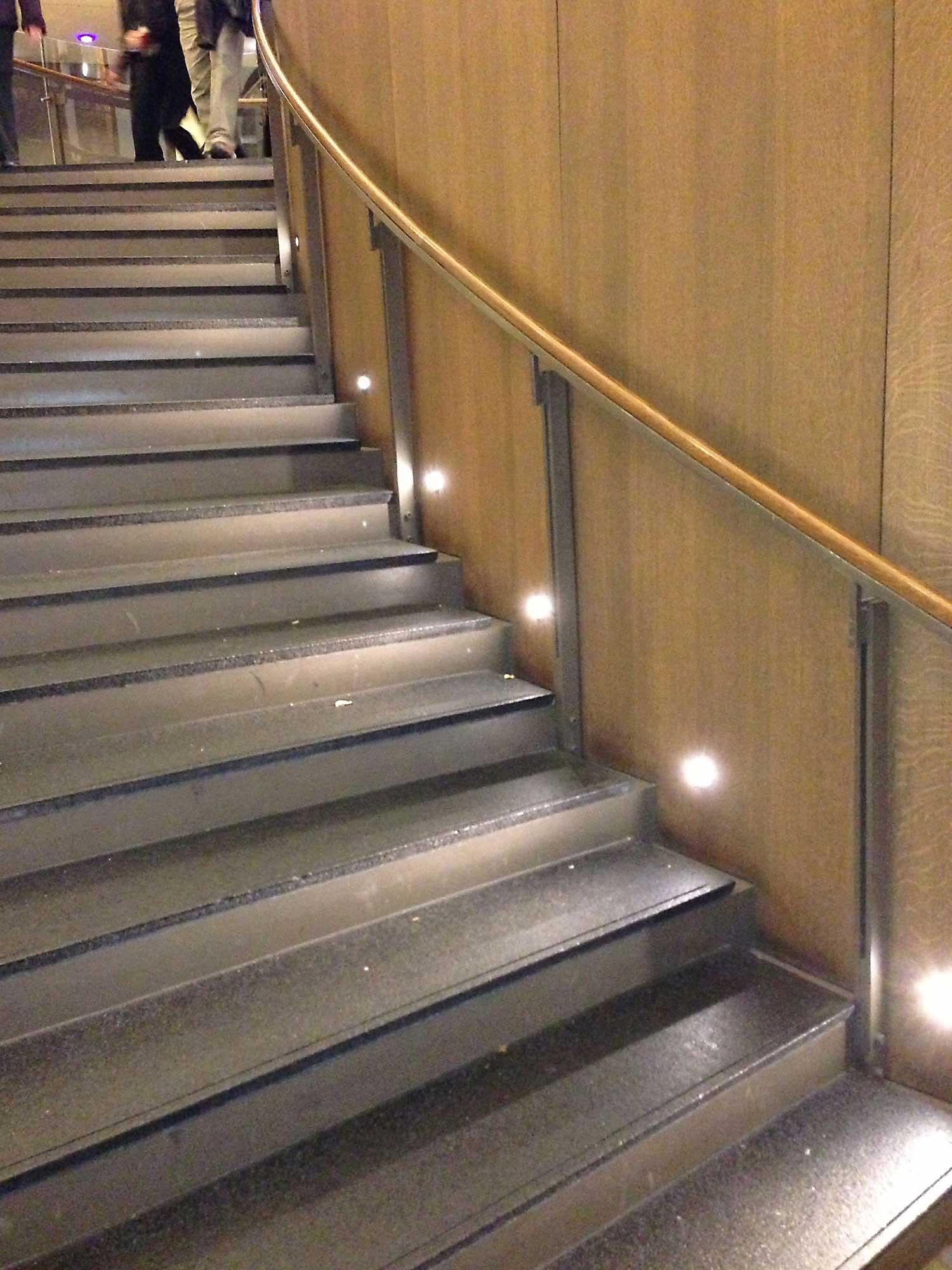 Exterior Puck Lights