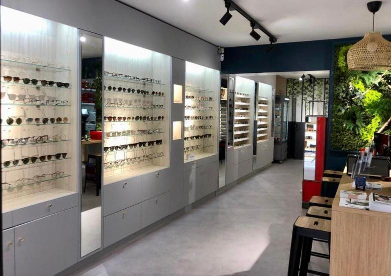 Magasin Light Optical Levallois