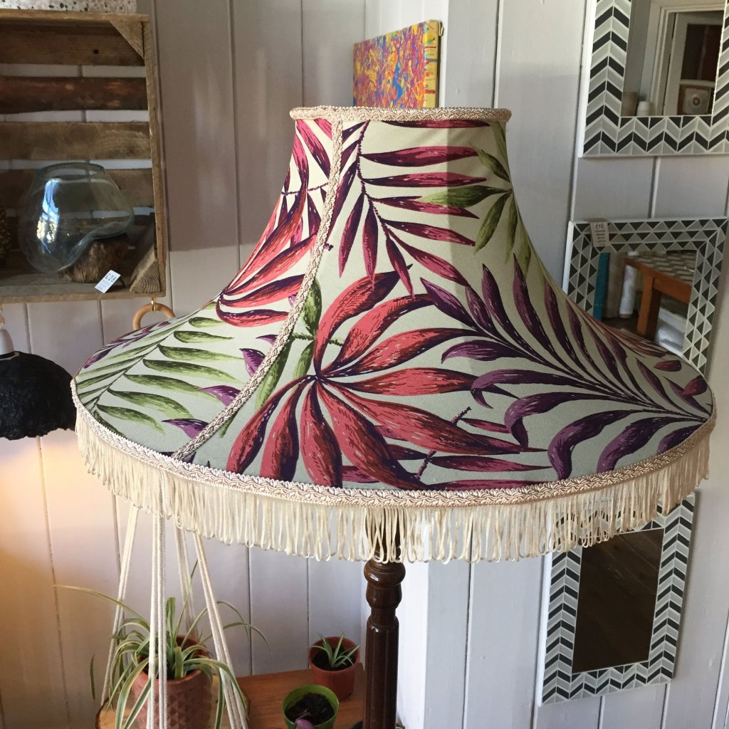 Bespoke Lampshade After