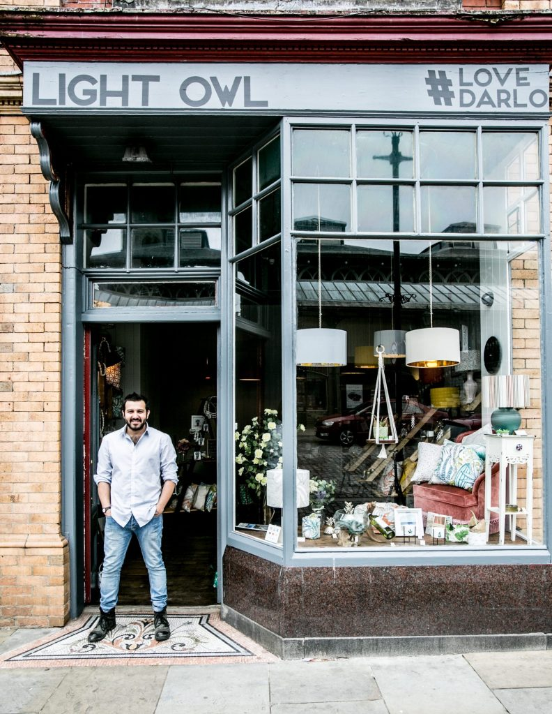About Light Owl - Rab Moghal