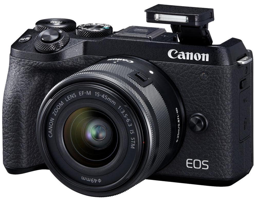 Canon EOS M6 Mark II - LightPoint