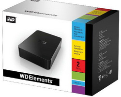 Hard Disk USB Western Digital Elements: 2 TB di qualità al prezzo di 1 [AGGIORNATO x2]