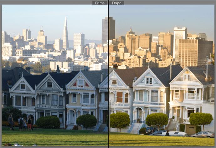 20 lightroom sviluppo pennello regolazione migliorare ritocco foto guida tutorial