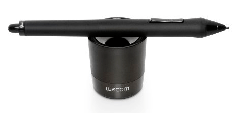09 wacom intuos4 tavoletta grafica lightroom recensione portapenne