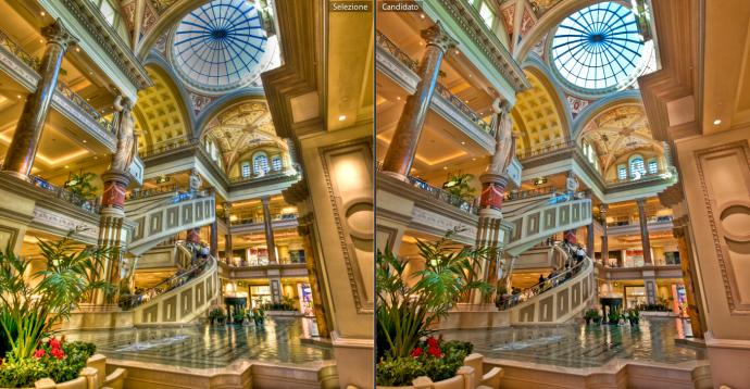 16 immagini HDR Lightroom photomatix photoshop gamma dinamica sviluppo