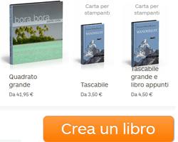 Con il modulo Libro di LR4 potete impaginare il vostro fotolibro e ordinarlo direttamente su Blurb.com