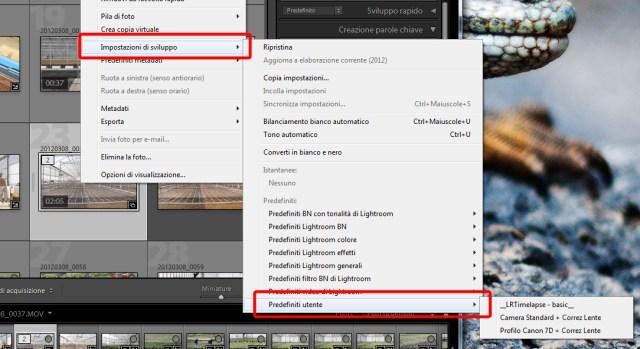 04 lightroom video regolazioni sviluppo modifiche guida tutorial gratis gratuito