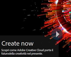 Da oggi Lightroom entra a far parte dell'Adobe Creative Cloud