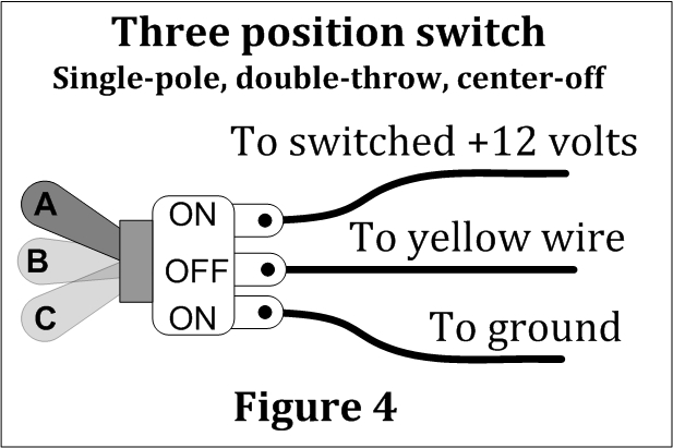 Wiring Diagram: 35 3 Position Rocker Switch Wiring Diagram
