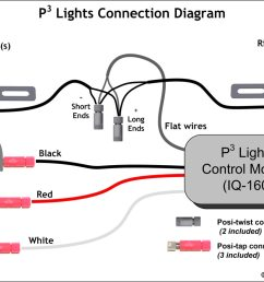 3 wire led light diagram wiring diagram forward 3 wire led tail light wiring diagram 3 [ 1200 x 796 Pixel ]