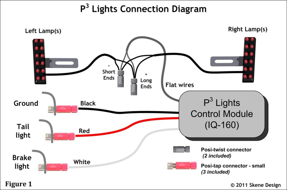 medium resolution of 3 wire led light diagram wiring diagram forward 3 wire led tail light wiring diagram 3