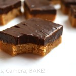 Peanut Butter Chocolate Layer Fudge. Soft, melting peanut butter fudge topped with a sugar easy sweet and delicious chocolate fudge! Click the link for the #recipe . #chocolatefudge #peanutbutterfudge