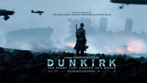 Dunkirk Movie Poster: Film talk and movie review of Dunkirk 2017 on Lights, Camera, BAKE!