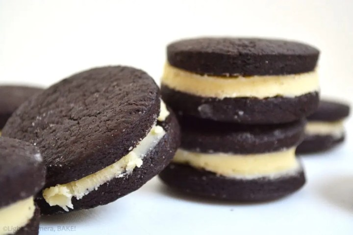 BuzzFeed Tasty Homemade Oreos Taste Test on Lights, Camera, BAKE!
