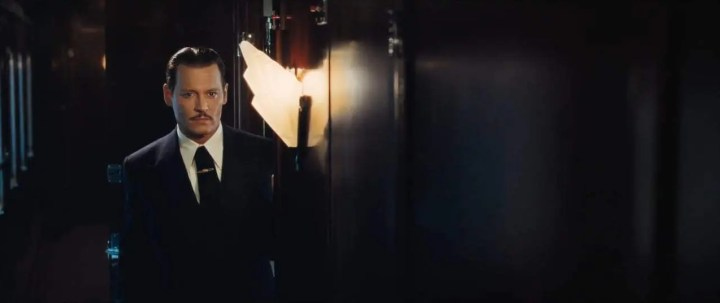 Inspector Hercule Poirot is - in his own words - probably the greatest detective in the world and he ends up aboard a train with strangers. Unfortunately the train gets trapped in snow and a murder is committed.