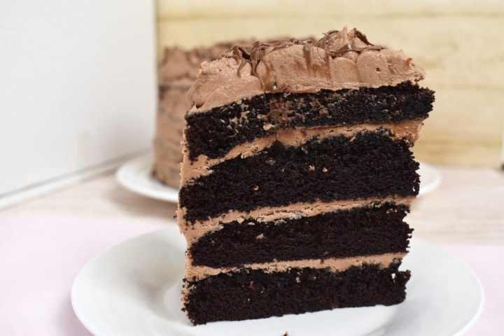 Swell Nutella Chocolate Cake Lights Camera Bake Addictive Baking Funny Birthday Cards Online Benoljebrpdamsfinfo