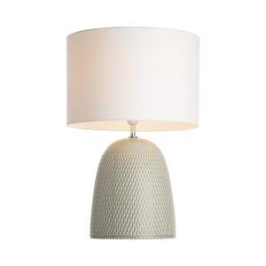 Jordana Table Lamp Grey