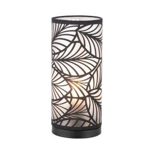 Freya Table Lamp Black