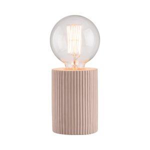 Hudson Table Lamp Pink